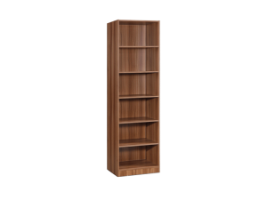 Marrone Book Case 6 Layers - White Oak display
