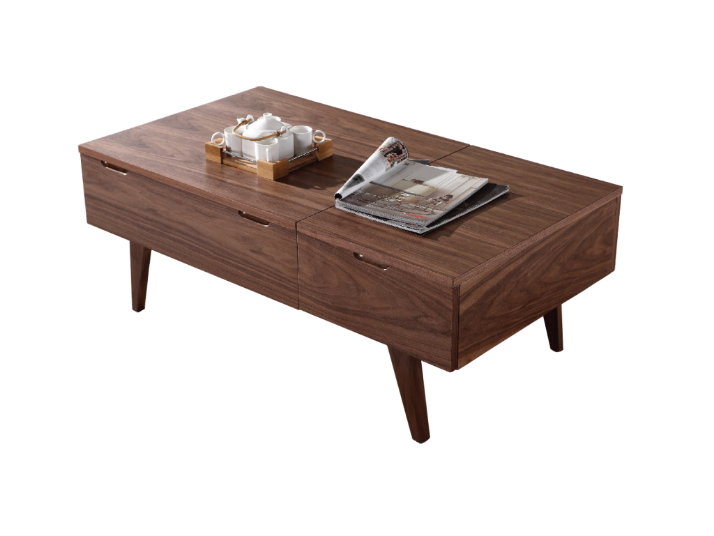 Marrone Coffee Table - display