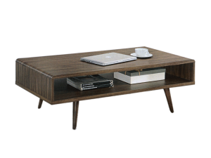 Aperto Coffee Table - Wenge Oak display