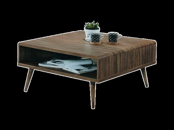 Legna Coffee Table - Wenge Oak display