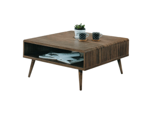 Legna Coffee Table - Wenge Oak display