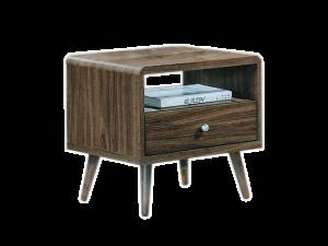 Legna Side Table - Wege Oak display