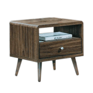Legna Side Table - Wege Oak display