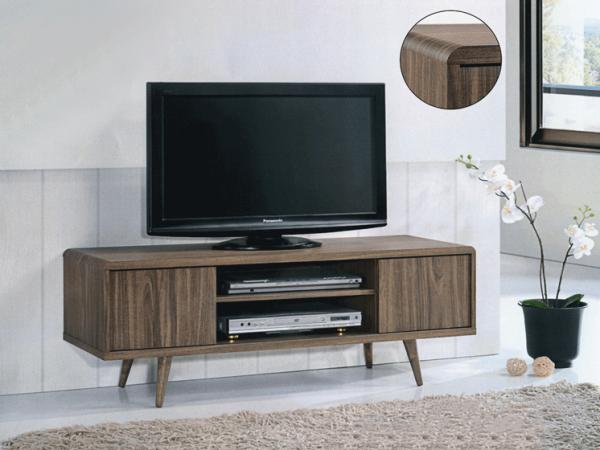Legna TV Console - Wenge Oak display