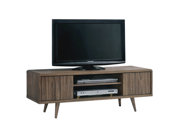 Legna TV Console - Wenge Oak display