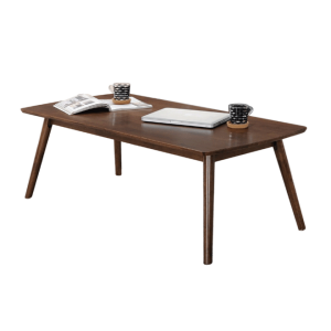 Aperto Coffee Table - American Walnut display