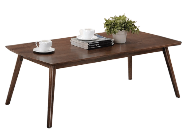 Aperto Coffee Table - American Walnut alternate display
