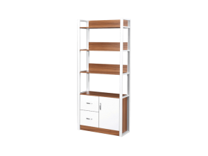 Bianca FourTwoOne Book Case - White Oak display