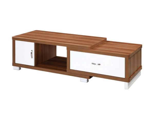 Bianca EX Coffee Table - White Oak
