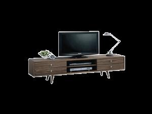 Legna TV Console QuartDrawer – Wenge Oak