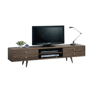 Legna TV Console QuartDrawer – Wenge Oak
