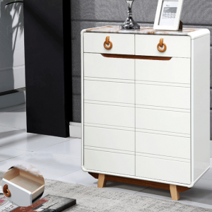 Marmo Twin Shoe Cabinet - Marbello display