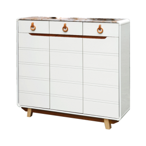 Marmo Trio Shoe Cabinet - Marbello display