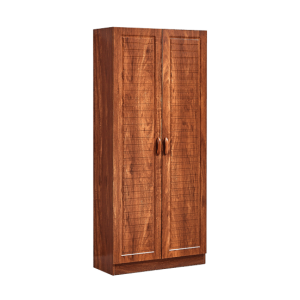 Veccuola Alto in Brown Shoe Cabinet - Irido Maple display